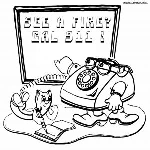 Coloring Pages to Do On the Computer - 911 Printable Coloring Pages 7m