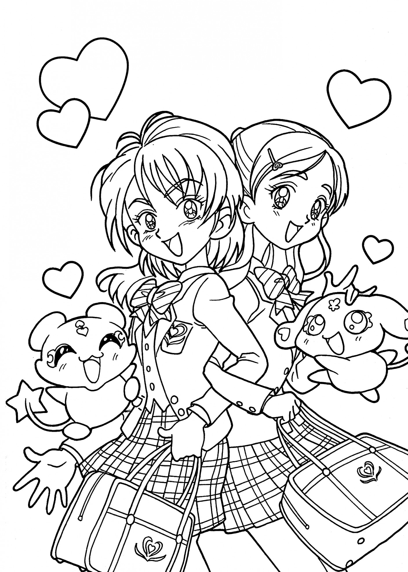 coloring pages to print for girls Download-Dress Coloring Pages Girl In Dress Coloring Page Printable Fresh Printable Coloring Pages for Girls 2-q