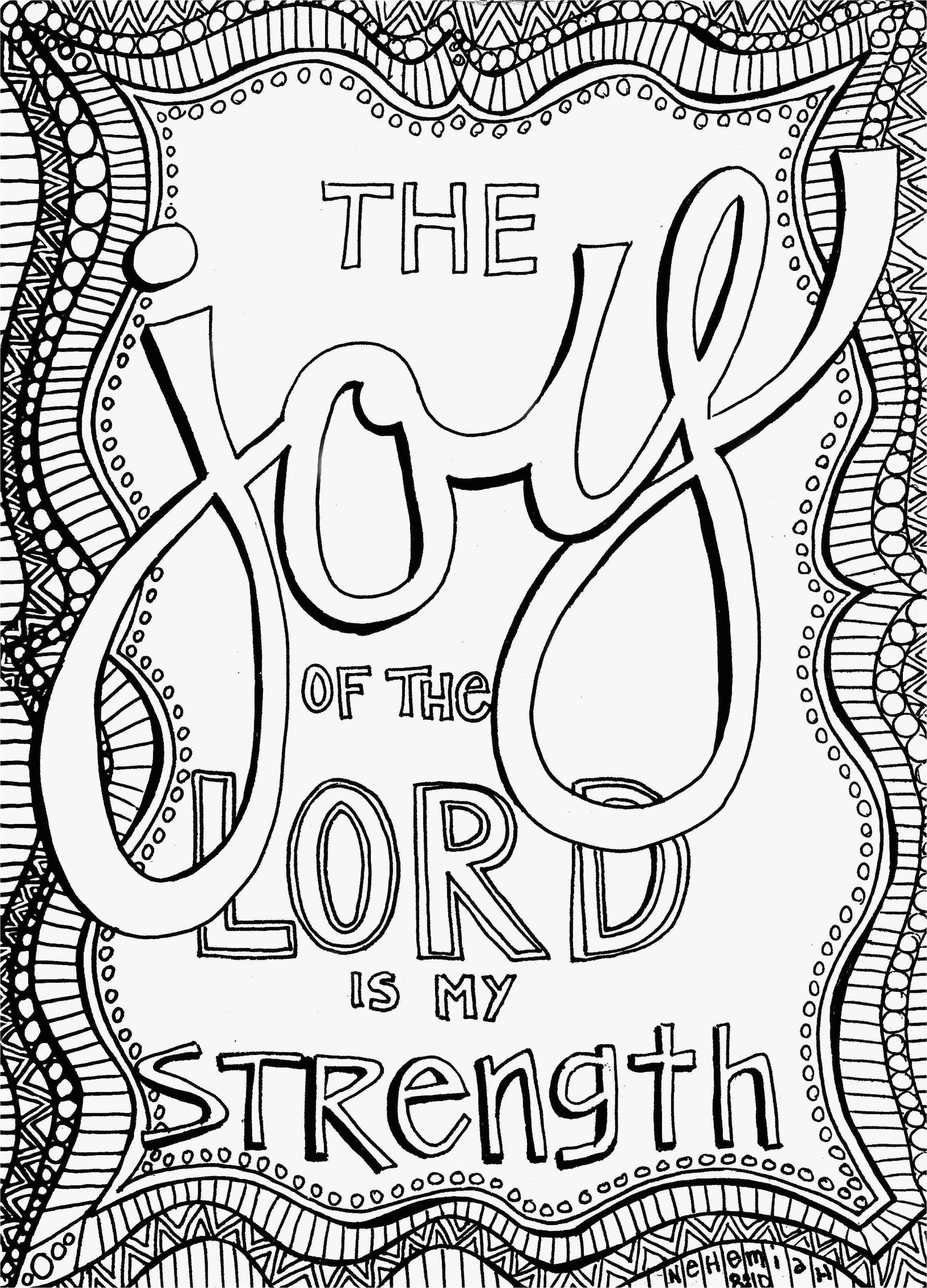 coloring pages with bible verses Collection-Free Christian Coloring Pages with Scripture Inspirational Printable Home Coloring Pages Best Color Sheet 0d – 11-j