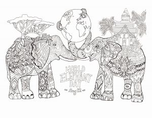 Complicated Animal Coloring Pages - Kids Animal Coloring Pages Childrens Coloring Pages Animals Color Page New Children Colouring 5i