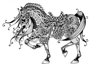 Complicated Animal Coloring Pages - Here are Plex Coloring Pages for Adults Of Animals Different Levels Of Details and Styles are Available From the Mouse to the Elephant with Also 19j
