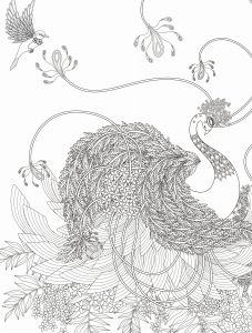Complicated Animal Coloring Pages - Intricate Coloring Pages for Coloring Lovely Detailed Coloring Pages Inspirational sol R Coloring Pages Best 18g