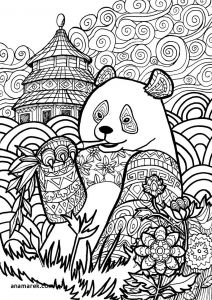 Complicated Animal Coloring Pages - Free Coloring Pages to Print for Kids Animal Coloring Book for Kidscoloring Book Pages to Print 7h