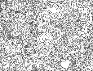 Complicated Coloring Pages to Print - Beautiful Pages for Plicated Coloring Pages L 11c