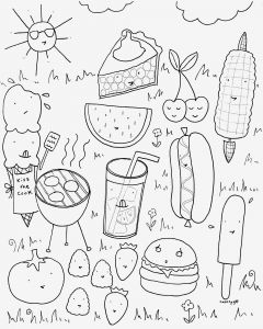 Cooking Coloring Pages - Mixel Coloring Pages Best Easy Coloring Pages Summer Fun Coloring Pages 14k
