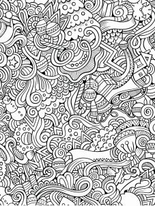 Cool Coloring Pages to Print - Inspirational Coloring Pages for Adults Beautiful Printable Awesome Coloring Page for Adult Od Kids Simple Floral 3n