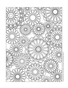 Cool Design Coloring Pages to Print - Design Patterns Coloring Pages Free Coloring Pages 9s