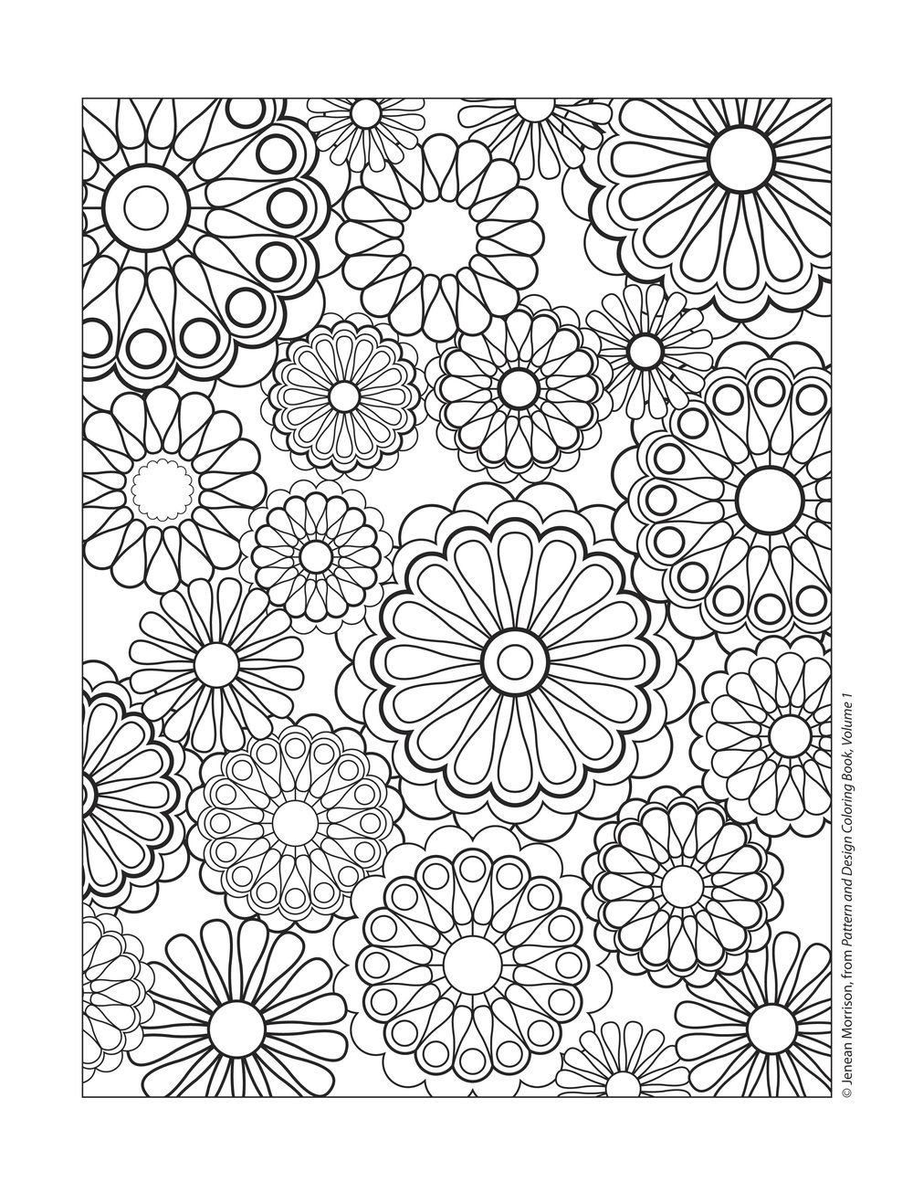 cool design coloring pages to print Download-Design Patterns Coloring Pages Free coloring pages 14-d