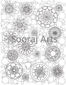 Cool Design Coloring Pages to Print - Cool Vases Flower Vase Coloring Page Pages Flowers In A top I 0d Pattern Design 18p