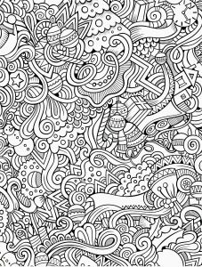 Cool Design Coloring Pages to Print - Free Printable Nature Coloring Pages for Adults Awesome Awesome Coloring Page for Adult Od Kids Simple 7p