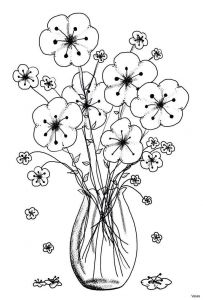 Cool Printable Coloring Pages - Lps Coloring Pages Unique Cool Vases Flower Vase Page Flowers In A top I 0d Stock 18l