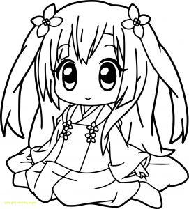 Cute Anime Coloring Pages - Anime Cute Coloring Pages Cute Anime Chibi Girl Coloring Pages 2019 Valid Girl Coloring Pages 8l