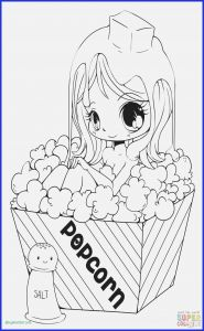 Cute Anime Coloring Pages - Cute Anime Chibi Girl Coloring Pages Lovely Witch Coloring Page Inspirational Crayola Pages 0d Coloring Page 18d