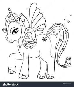 Cute Coloring Pages to Print - Cute Unicorn Coloring Pages to Print Fresh Kawaii Cat Page Free Printable New Rainbow 1k
