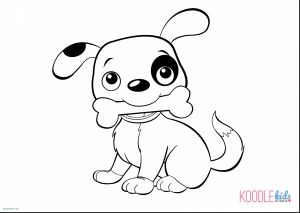 Cute Coloring Pages to Print - Cute Puppies Coloring Pages to Print Printable Od Dog Coloring Pages Free Colouring Pages – Fun 19r