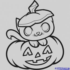 Cute Halloween Coloring Pages for Kids - Coloring Pages Simple Ghost Drawing Coloring Pages for Kids Designs Of Halloween Videos for Kids 9s