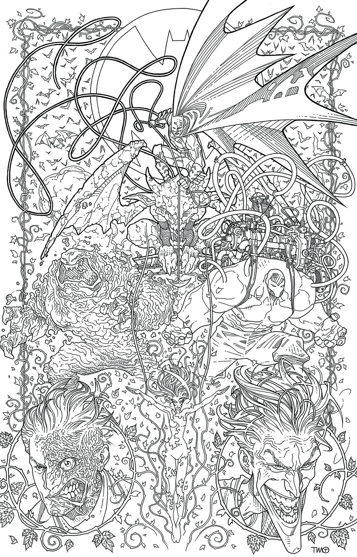 dc comics coloring pages Collection-dc ics coloring book High Quality Coloring Pages 4-e