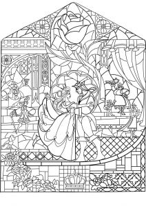 Disney Coloring Pages Online - Colouring Page 7j