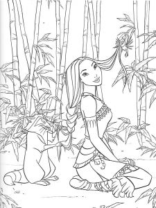 Disney Coloring Pages Pocahontas - toddler Games Games for toddlers Kids Colouring Coloring Sheets Coloring Books 5f