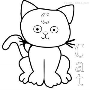 Donkey Ollie Coloring Pages - Cute Cat Coloring Pages Printable 12c