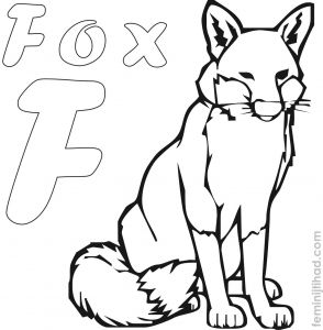 Donkey Ollie Coloring Pages - Printable Fox Coloring Pages Download 16d
