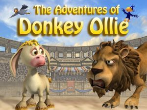 Donkey Ollie Coloring Pages - the Adventures Of Donkey Ollie Season 1 1c