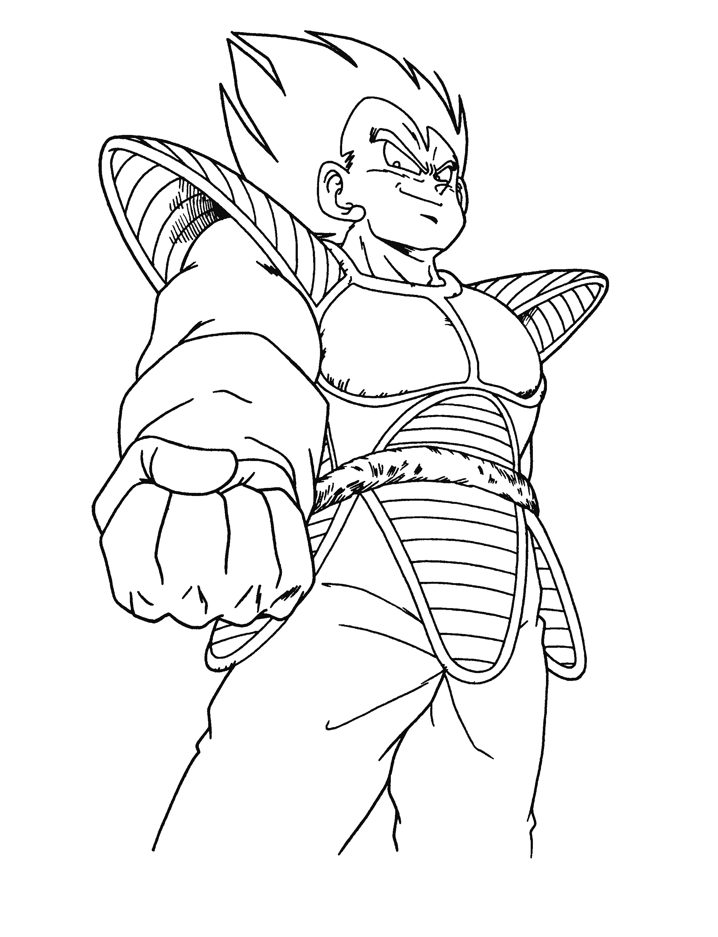 dragon ball z coloring pages Collection-Dragon Ball Z Coloring Pages Ve A Dragon Ball Z Coloring Pages 16f 8-b
