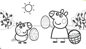 Easter Coloring Pages that You Can Print - Best Peppa Pig Coloring Pages Free 1763 Printable Coloringace Easter Coloring Pages Free Printable 18i