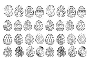 Easter Coloring Pages that You Can Print - Easter Coloring Pages for Adults 28 with Easter Coloring Pages for Adults 3k