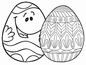 Easter Egg Coloring Pages for toddlers - Easter Coloring Sheets Luxury Cool Awesome Easter Coloring Pages Easter Color Pages 14p