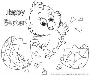 Easter Free Coloring Pages Printable - Printable Easter Printable Coloring Pages Coloring Page Free Easter Color Pages 12a