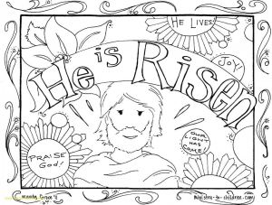 Easter Free Coloring Pages Printable - Jesus Resurrection Coloring Page Beautiful Inspiring Pages with for Ideas and Trends Pics 7k