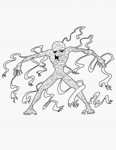 Easy Halloween Coloring Pages - Horror Coloring Pages 13 Luxury Scary Halloween Coloring Pages Adults Image 3d