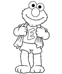 Elmo Coloring Pages Printable Free - Elmo Coloring Pages Awesome Printable Coloring Book Best Elmo Elmo Coloring Pages Awesome Printable Coloring Book 11d