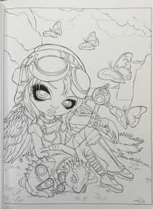 Exotic Coloring Pages - 0d Exotic Coloring Pages Exotic Coloring Pages Beautiful Amazon Jasmine Becket Griffith 2g