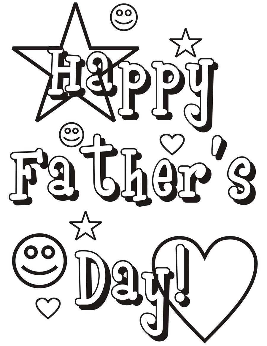 fathers day coloring pages printable Download-fathers day coloring pages for grandpa 12-i