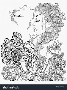 Final Fantasy Coloring Pages - Finished Coloring Pages for Adults Adult Coloring Pages Finished Best Adult Coloring Page Best S S 1n