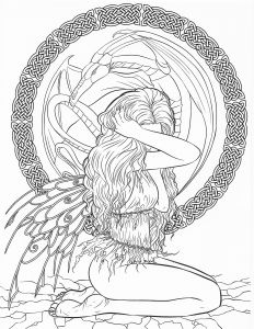 Final Fantasy Coloring Pages - Gothic Dark Fantasy Coloring Book Fantasy Art Coloring by Selina Volume 6 Selina Fenech Amazon Books 9j
