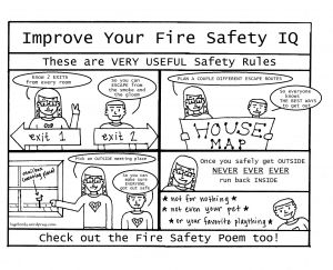Fire Safety Coloring Pages - Fire Department Coloring Pages Fire Safety Coloring Pages Lovely Fire Safety Coloring Pages 10r