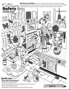 Fire Safety Coloring Pages - Food Safety Coloring Pages Magnificent Kitchen Coloring Pages 2 S Framing Coloring Pages 10t