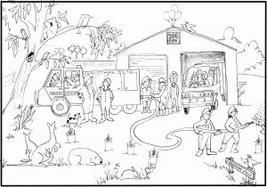 Fire Safety Coloring Pages - Fireman Sam Coloring Pages Luxury Fire Safety Coloring Letramac 14i