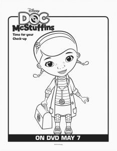 First Aid Coloring Pages - Doc Mcstuffins Color and Play Sample Doc Mcstuffins Printable Coloring Pages Get Coloring Pages Examples 15q
