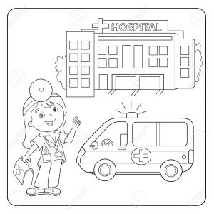 First Aid Coloring Pages - First Aid Coloring Pages 14p