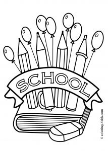 First Day Of School Coloring Pages - Colouring Pages School Save Back to Coloring Free Download Wel E 15l