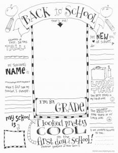 First Day Of School Coloring Pages - Back to School Coloring Pages for Kindergarten Fresh First Day School Coloring Sheet Best 28 Collection 15a