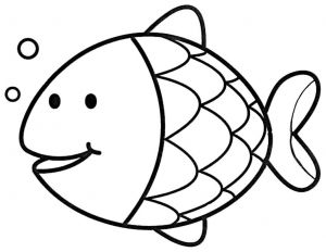 Fish Coloring Pages Pdf - Fish Hooks Printable Coloring Pages 6o