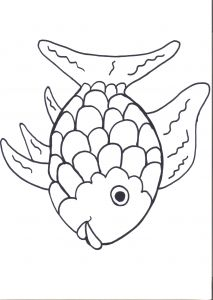 Fish Coloring Pages Pdf - Free Coloring Pages Rainbow Fish New Page 1024c High 20p