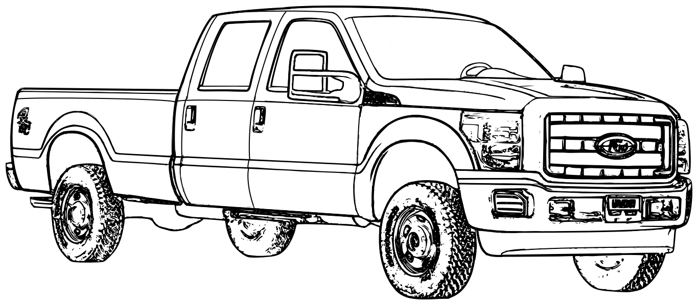 ford truck coloring pages Download-New ford Coloring Pages ford Symbol Coloring Pages – Kids Coloring Pages 13-h