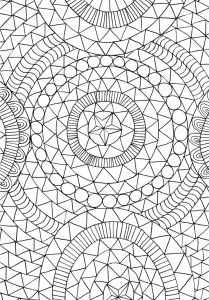 Frecklebox Coloring Pages - therapeutic Coloring 15j