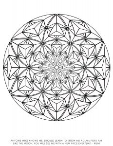 Frecklebox Coloring Pages - Coloring Page Generator New Sacred Geometry Coloring Pages Coloring 15h